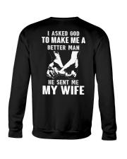 My Wife Crewneck Sweatshirt thumbnail
