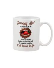 January Girl Mug thumbnail