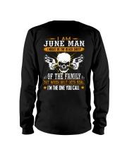 June Man Long Sleeve Tee thumbnail