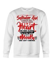September Girl Crewneck Sweatshirt thumbnail