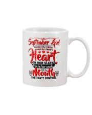 September Girl Mug thumbnail