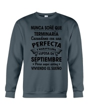 September Man Crewneck Sweatshirt thumbnail