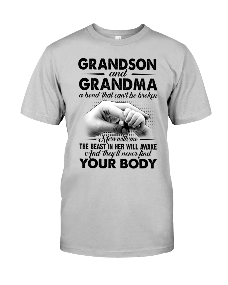 Your body Classic T-Shirt