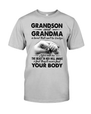 Your body Classic T-Shirt front
