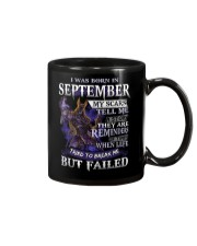 September Man Mug tile