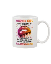 March Girl Mug thumbnail