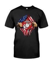 Man Classic T-Shirt front