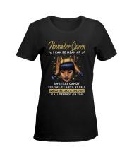 November Queen Ladies T-Shirt women-premium-crewneck-shirt-front