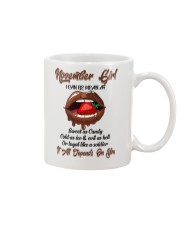 November Girl Mug thumbnail