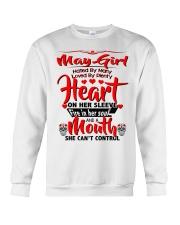 May Girl Crewneck Sweatshirt thumbnail