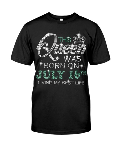 July Queen 16th