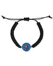 Bean Compass Cord Circle Bracelet thumbnail