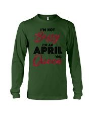 April Long Sleeve Tee thumbnail