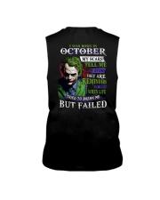 October Man - Limited Edition Sleeveless Tee thumbnail
