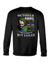 October Man - Limited Edition Crewneck Sweatshirt thumbnail