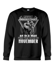 November Crewneck Sweatshirt thumbnail