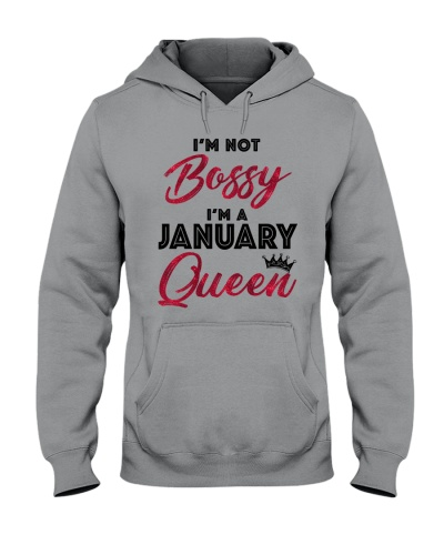 January  Queen - Special Edition