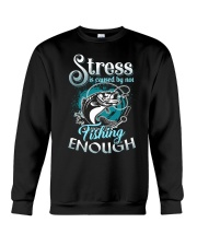 Fishing Funny Shirt  Crewneck Sweatshirt thumbnail