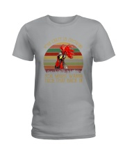 Your Crazy Is Showing Ladies T-Shirt thumbnail