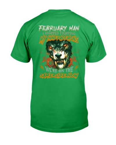 February Man - Limited Edition