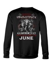 June Man - Limited Edition Crewneck Sweatshirt thumbnail