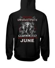 June Man - Limited Edition Hooded Sweatshirt thumbnail