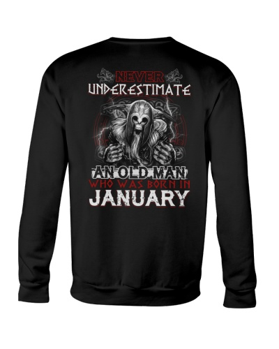 Jannuary Man - Limited Edition