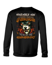November Man - Limited Edition Crewneck Sweatshirt thumbnail
