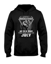 July Hooded Sweatshirt thumbnail