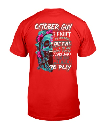 October  Guy - Limited Edition