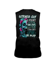 October  Guy - Limited Edition Sleeveless Tee thumbnail