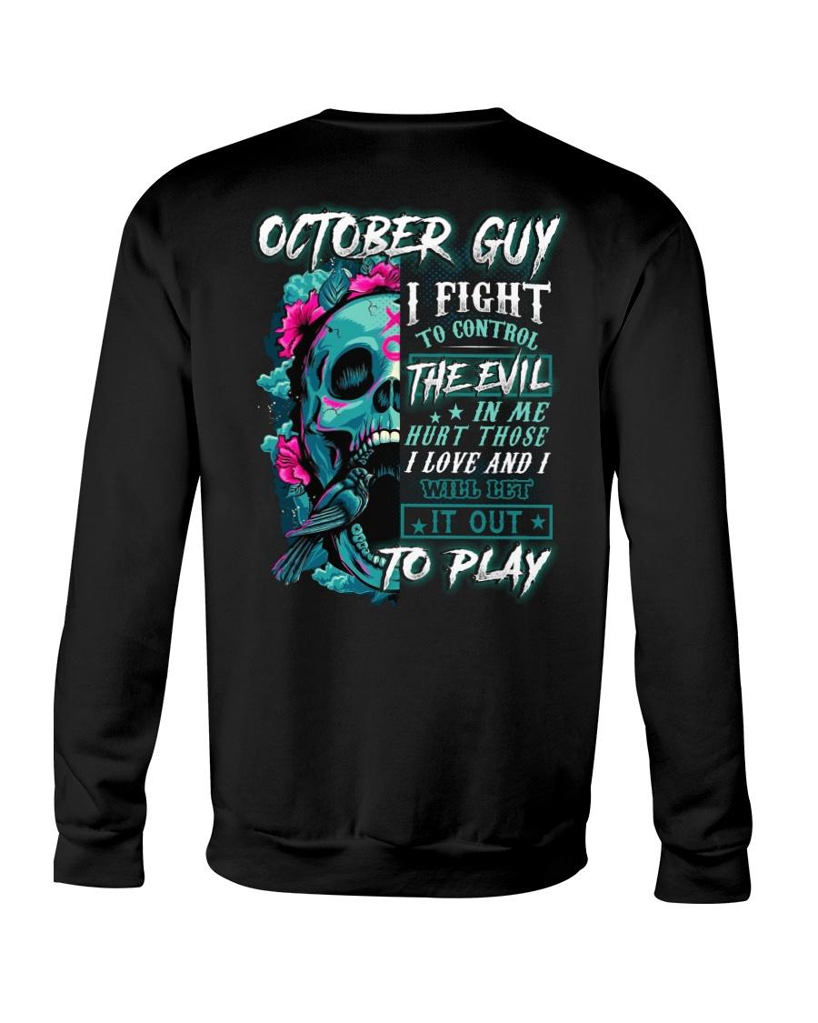 October  Guy - Limited Edition Crewneck Sweatshirt