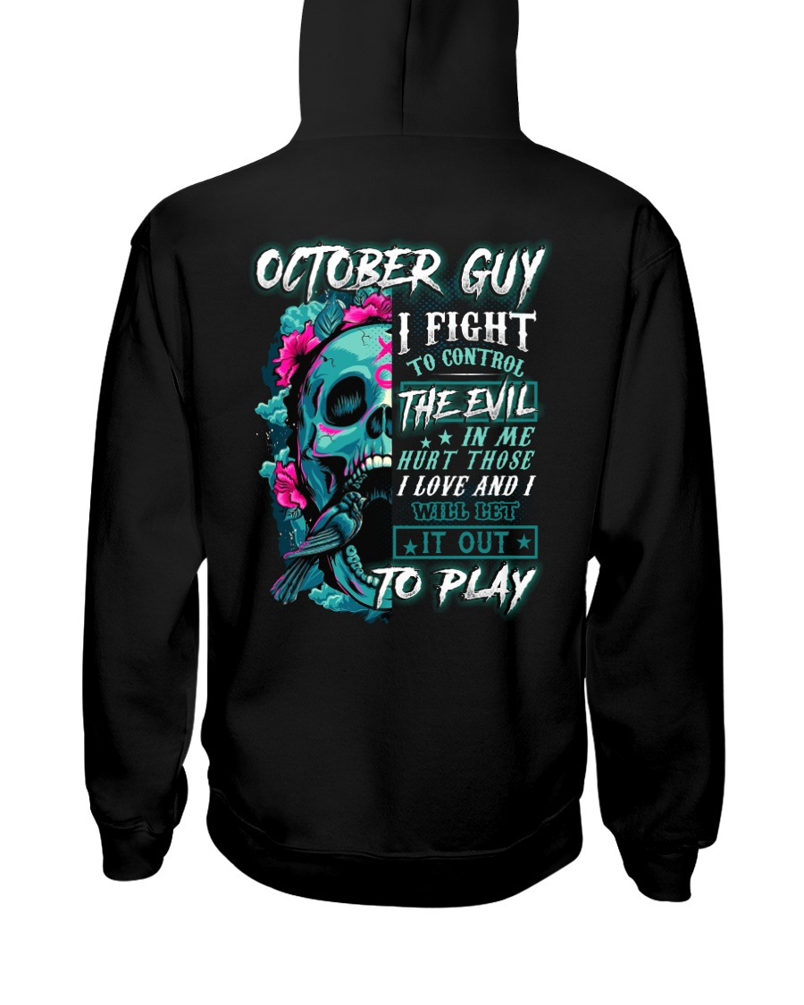 October  Guy - Limited Edition Hooded Sweatshirt
