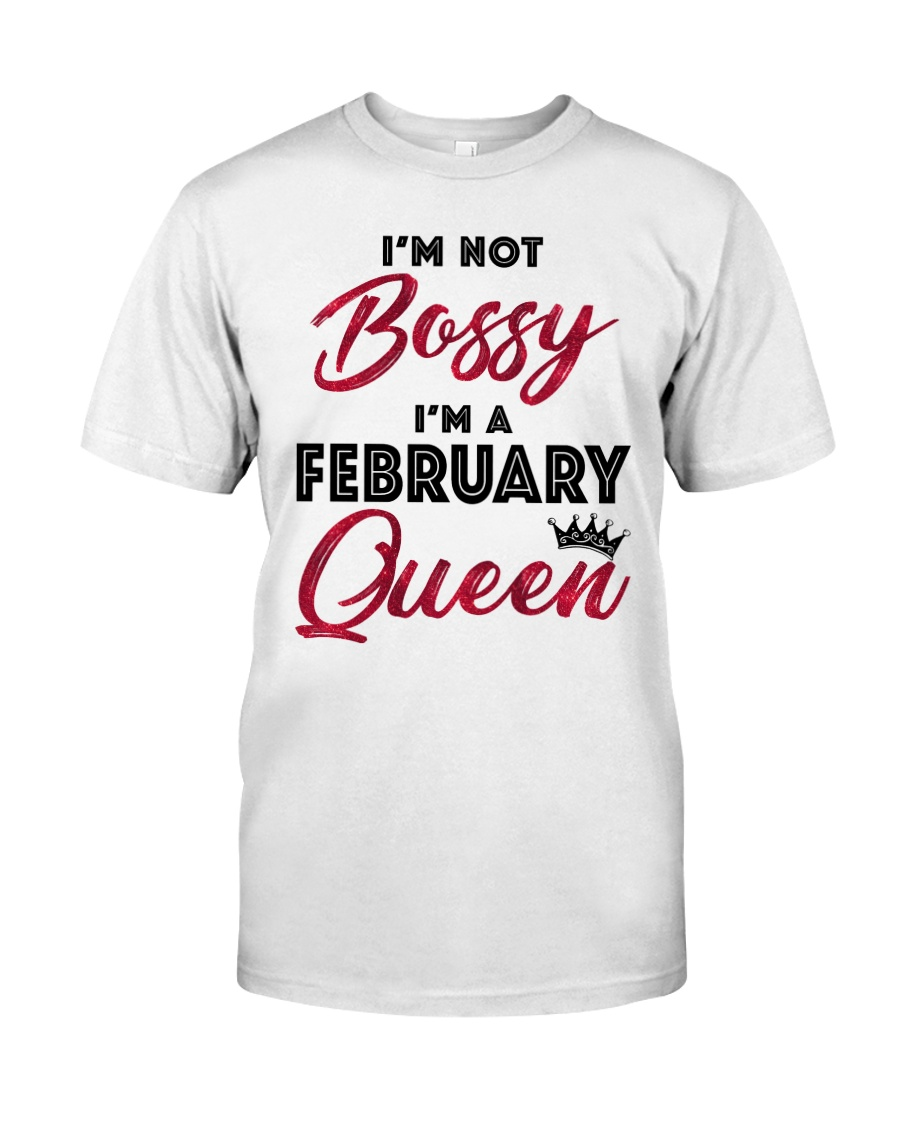 February  Queen - Special Edition Classic T-Shirt