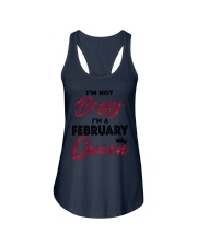 February  Queen - Special Edition Ladies Flowy Tank thumbnail