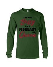 February  Queen - Special Edition Long Sleeve Tee thumbnail