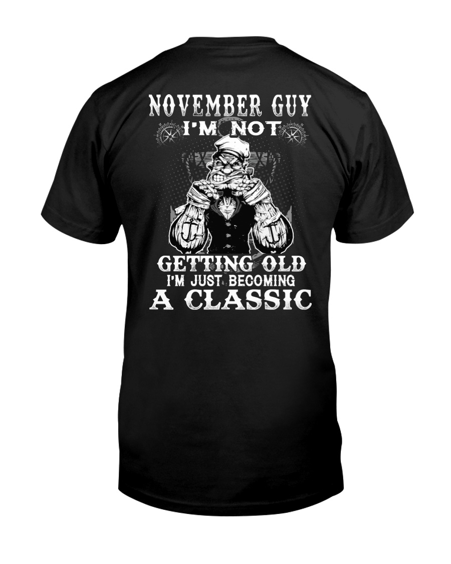 November Guy - Limited Edition Classic T-Shirt