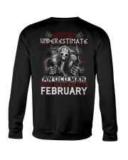 February Man - Limited Edition Crewneck Sweatshirt thumbnail