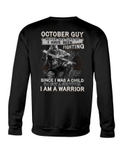 October Man - Limited Edition Crewneck Sweatshirt thumbnail