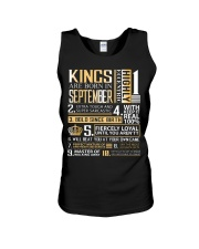 September Man - Special Edition Unisex Tank thumbnail