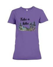 Take A Hike Premium Fit Ladies Tee thumbnail