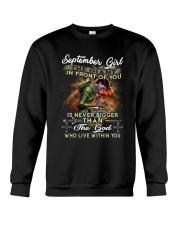 September Girl - Limited Edition Crewneck Sweatshirt thumbnail
