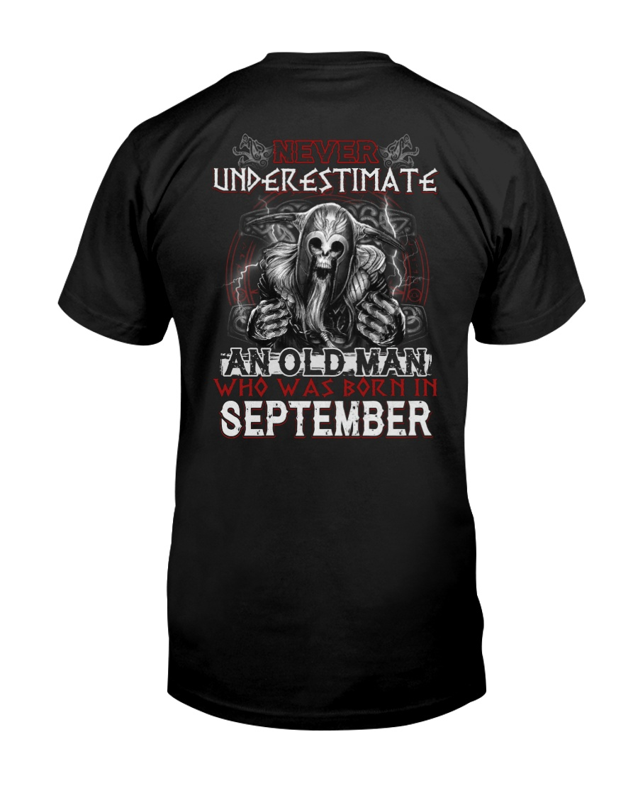 September Man - Limited Edition Classic T-Shirt