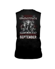 September Man - Limited Edition Sleeveless Tee thumbnail