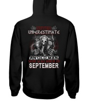 September Man - Limited Edition Hooded Sweatshirt thumbnail