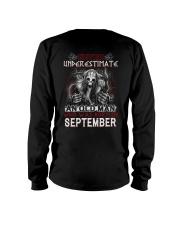 September Man - Limited Edition Long Sleeve Tee thumbnail