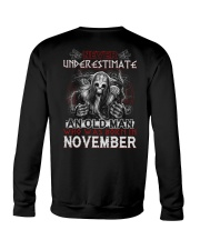 November Man - Limited Edition Crewneck Sweatshirt tile