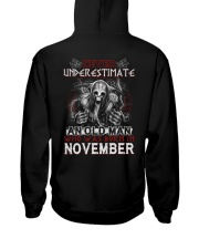 November Man - Limited Edition Hooded Sweatshirt tile