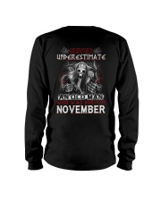November Man - Limited Edition Long Sleeve Tee tile