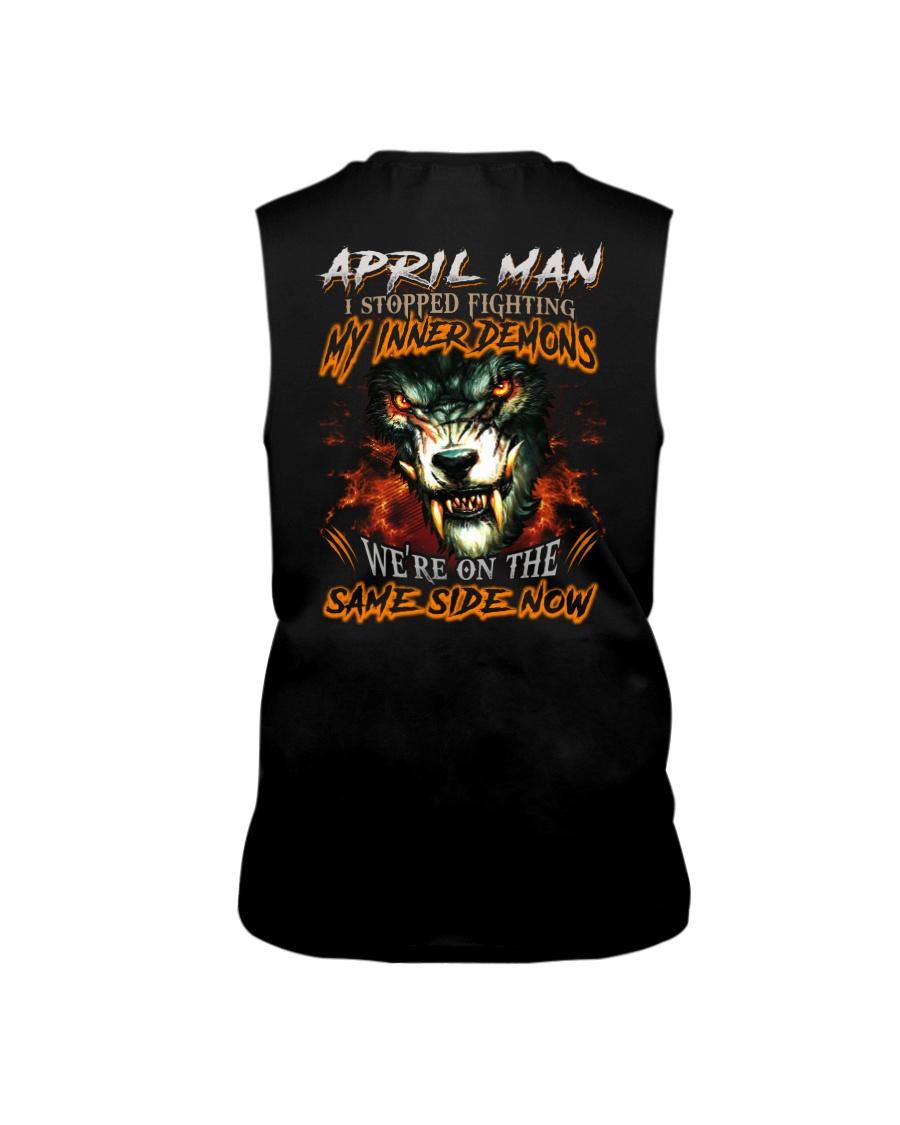April Man - Limited Edition Sleeveless Tee